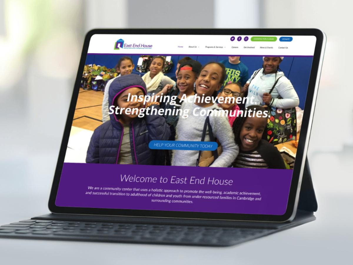 East End House Website