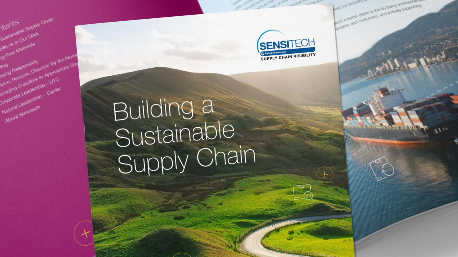 Sensitech Sustainability Report