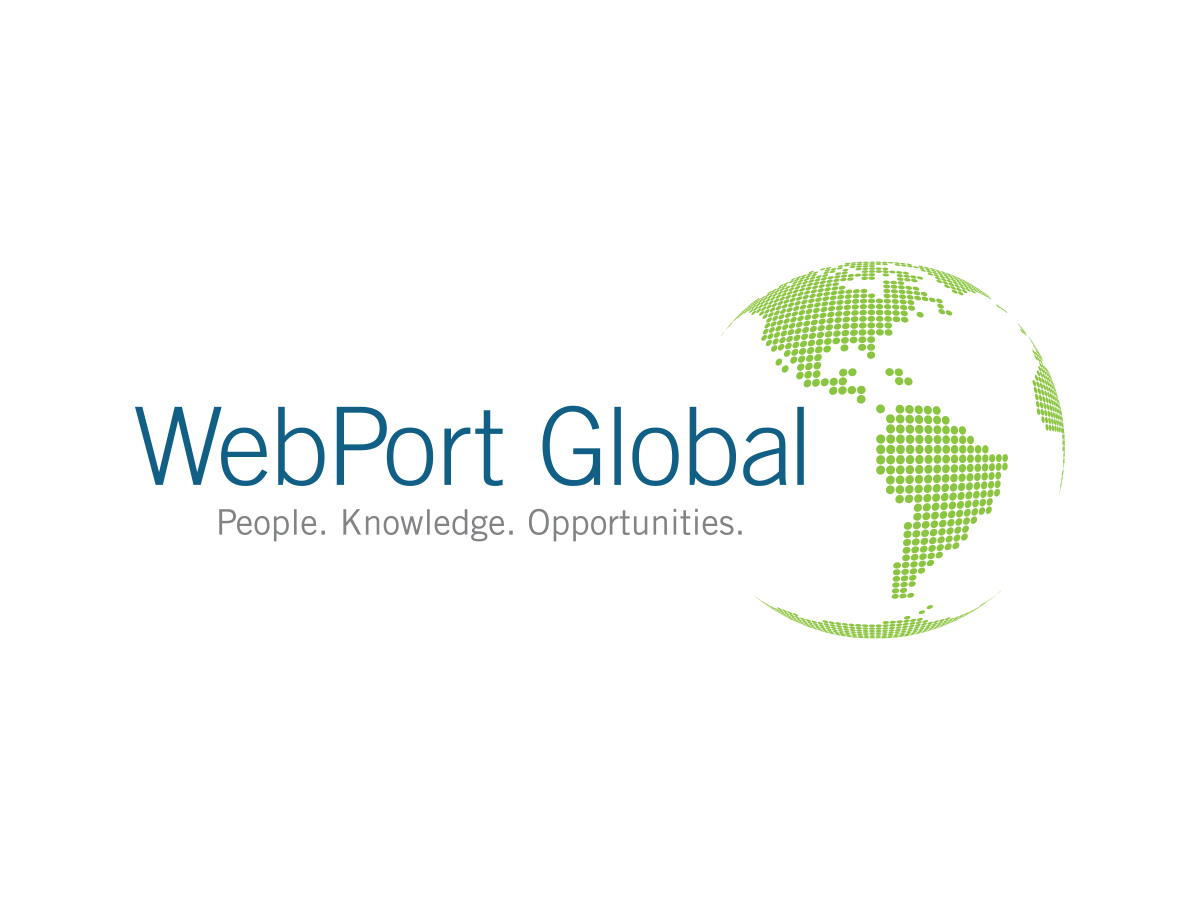 Web Port Global Logo