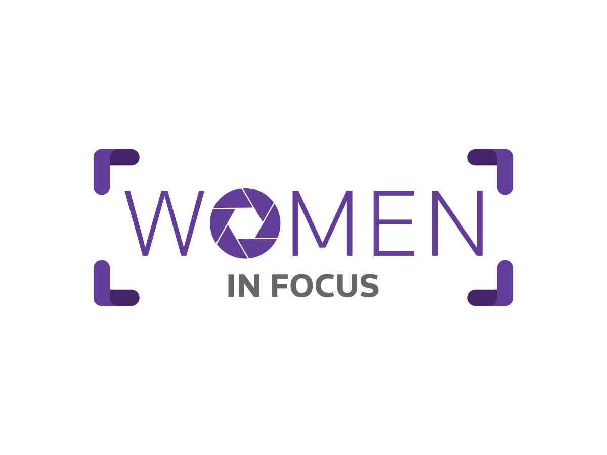 Women in Focus Logo