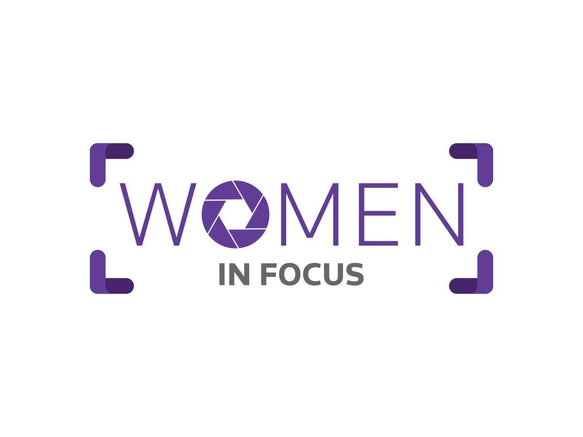 Women in Focus Logo