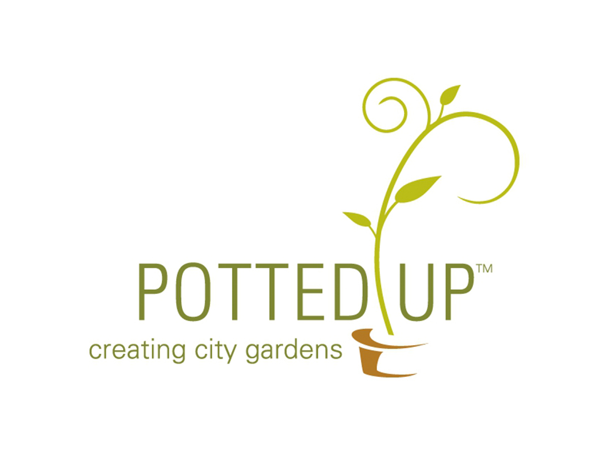 Potted Up Logo
