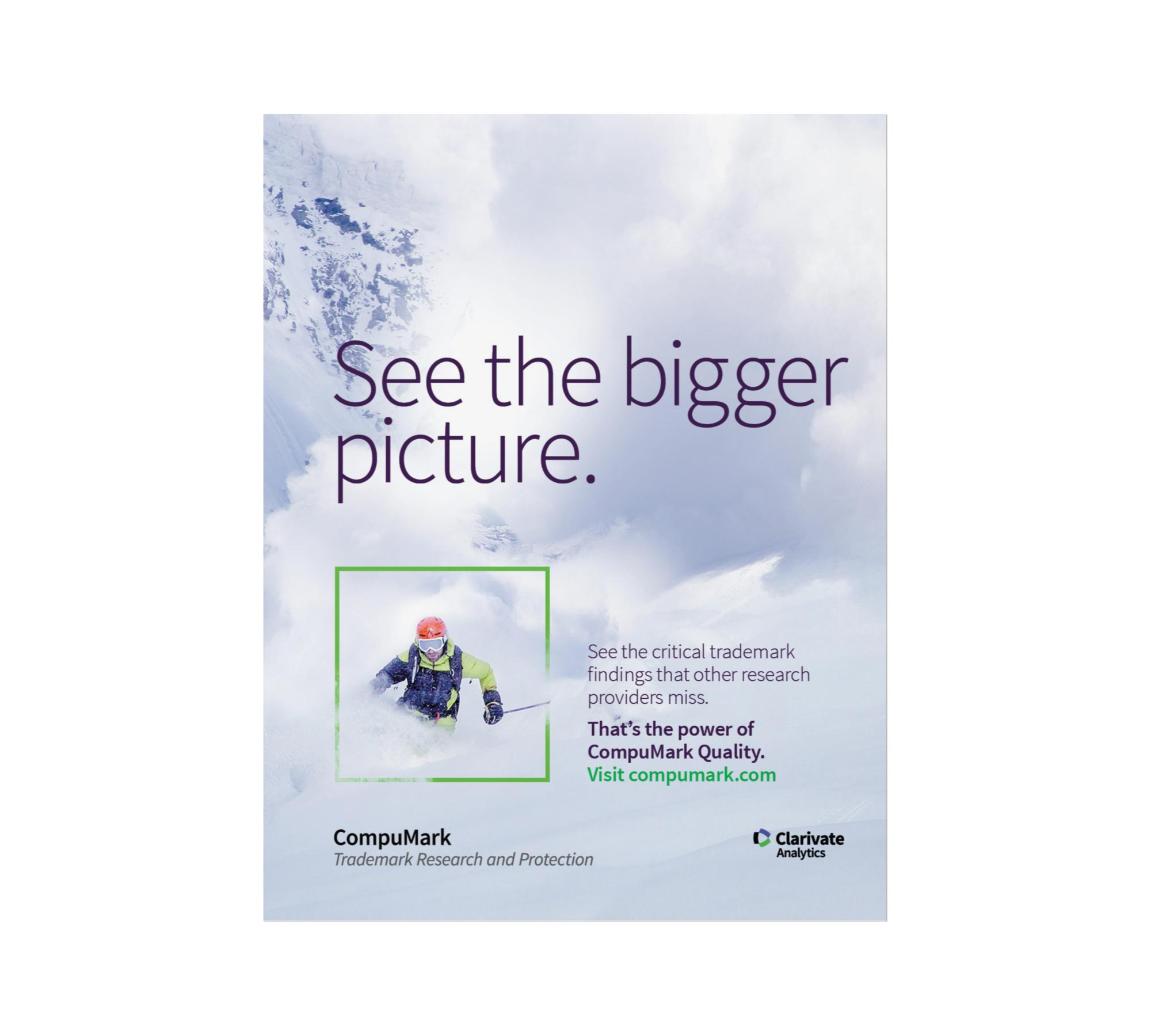 See the Bigger Picture Campaign