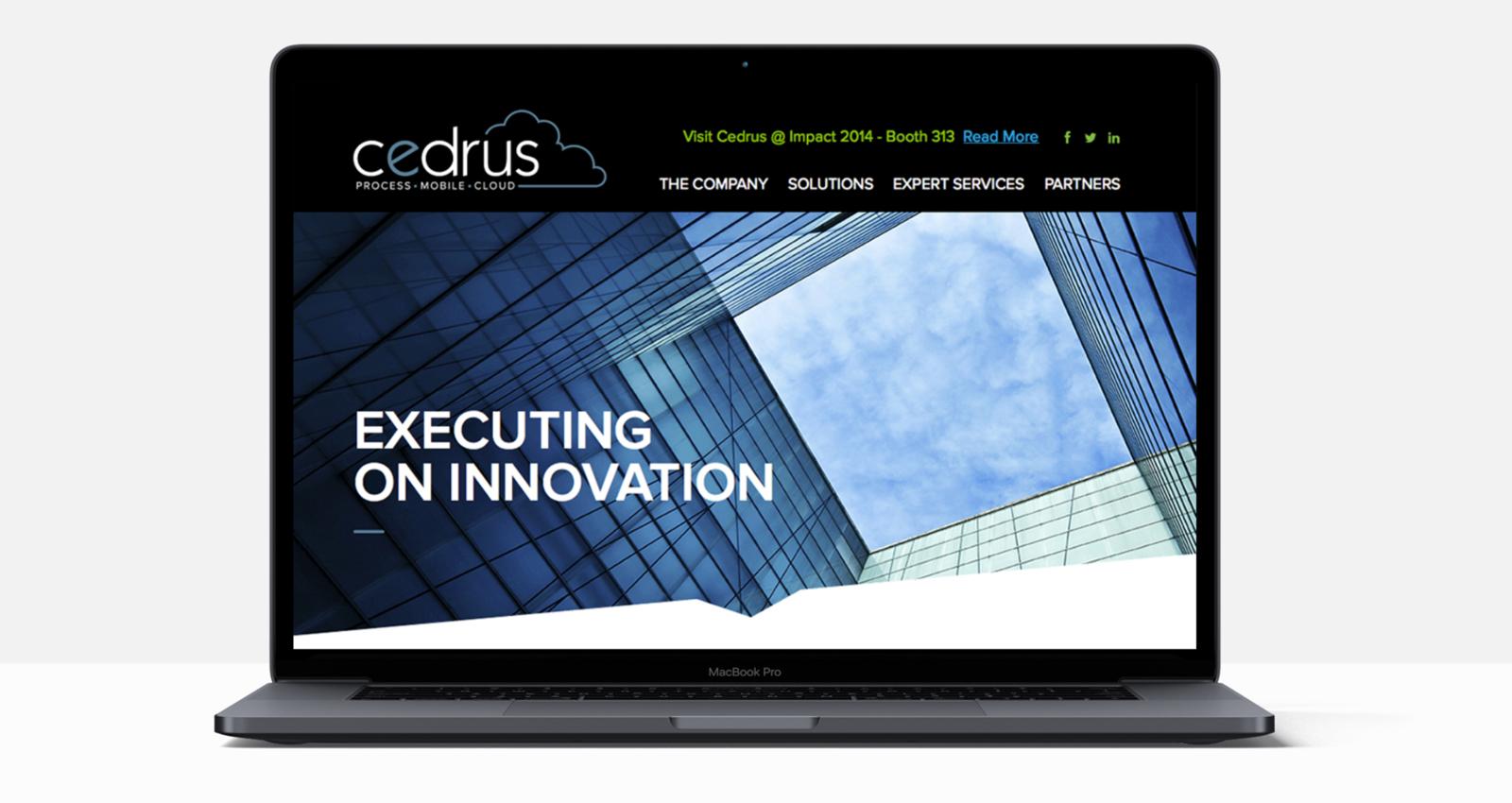 Cedrus Website
