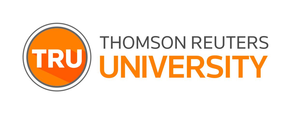 Thomson Reuters University Logo
