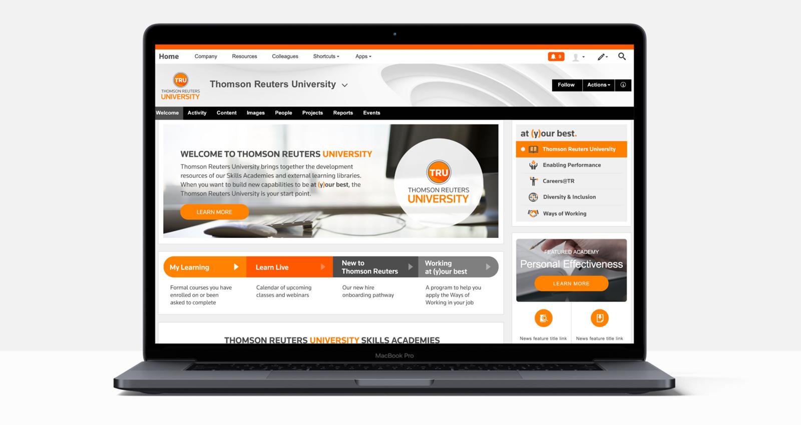 Thomson Reuters University